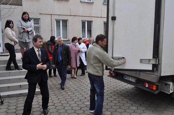 Венгрия помогла Закарпатью с вакциной