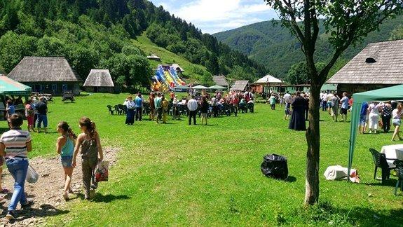 Гастрономический фестиваль риплянки в Колочаве