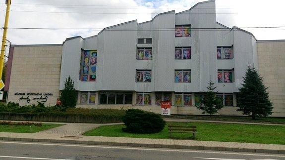 Геннадий Москаль посетил Музей современного искусства Энди Уорхола в Словакии
