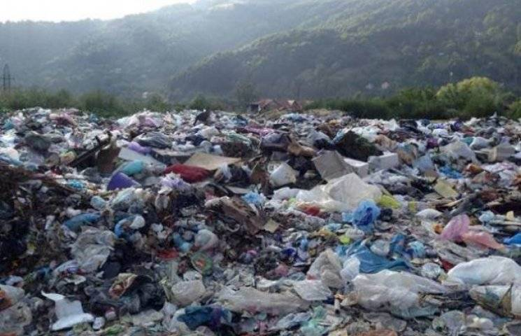 Экологическая катастрофа на Закарпатье уже на грани