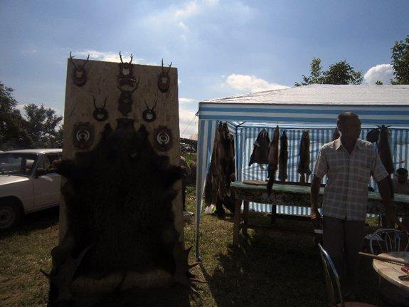В Закарпатье прошел первый охотничий фестиваль