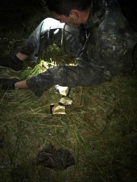 """26-річний українець намагався """"прорватися"""" нелегалом через українсько-словацький кордон"""