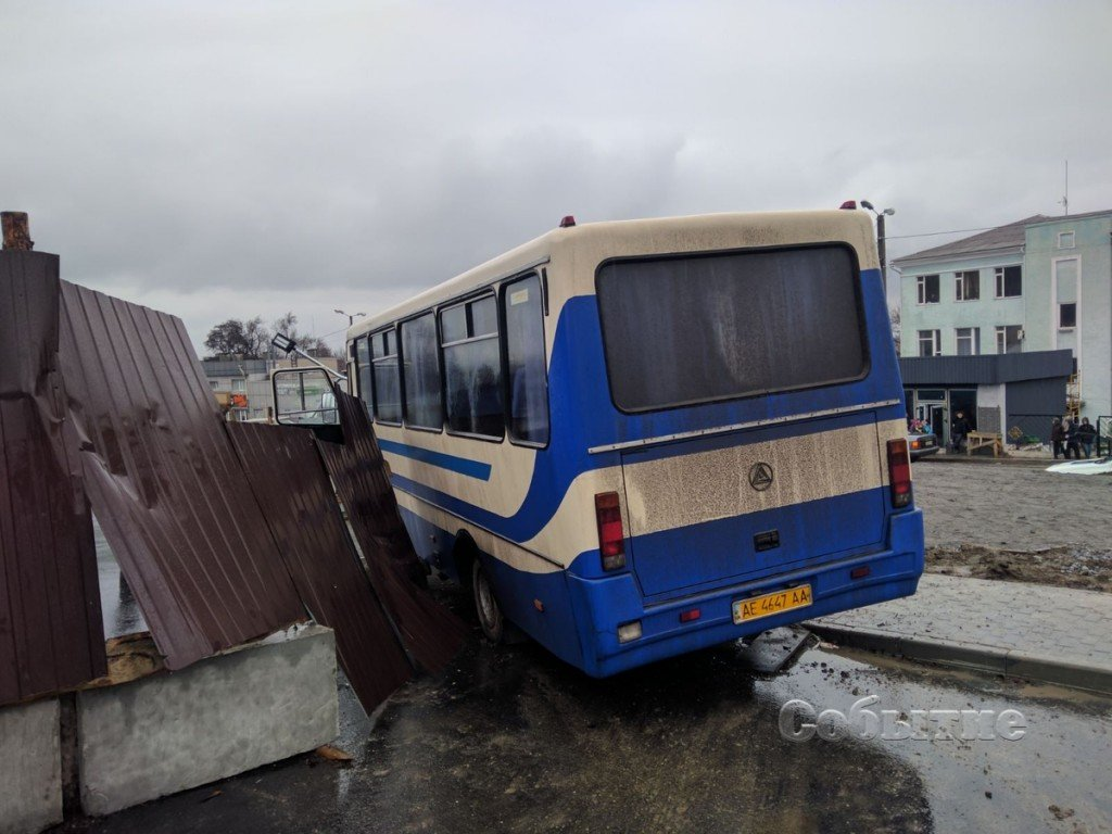 Кошмарное ДТП: Водитель автобуса умер просто за рулём