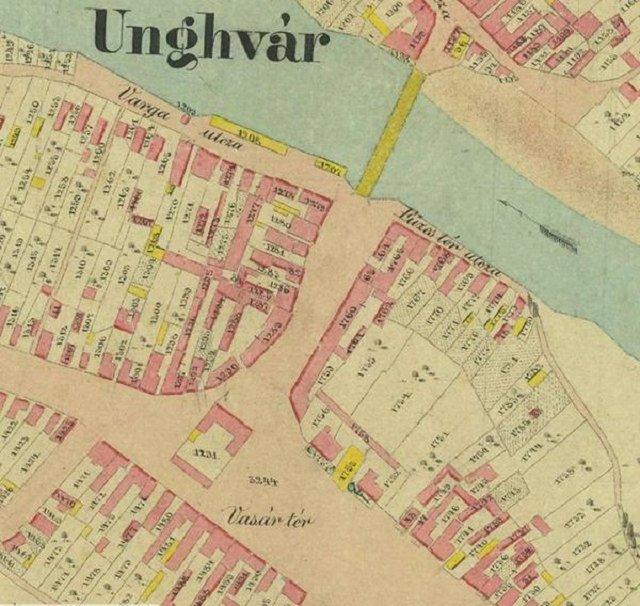 "Шандор Петефи: ""Унгвар - очень плохой город..."""