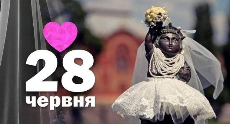 Парад невест. 28 июня, Ужгород