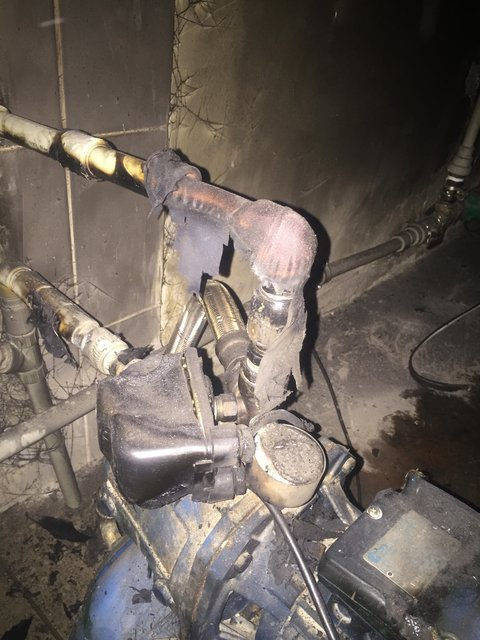 У школі села Невицьке вибухнув твердопаливний котел