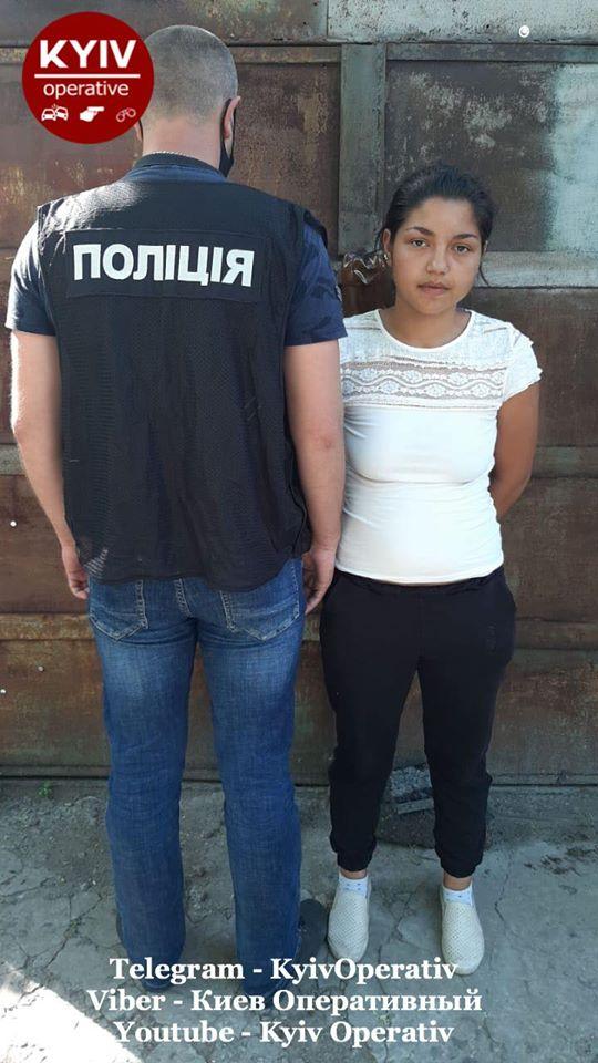 """Закарпатские цыгане сильно """"наследили"""" в столице Украины"""