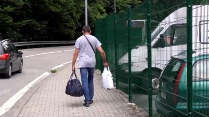 Убля на кордоні Закарпаття зі Словаччиною - пішки через кордон в Європу