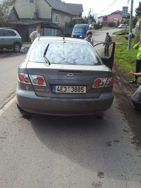 Авария в Закарпатье: В результате ДТП пострадал ребенок