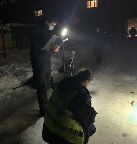 Во Львовской в руках у мужчины взорвалась граната, погибли два человека
