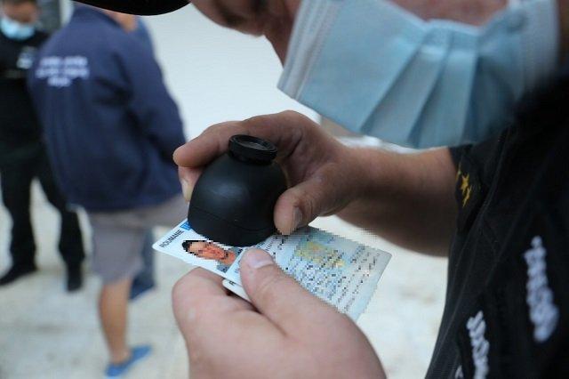 В Словакии полиция пресекла незаконное проживание 15 иностранцев по подделиным документам.