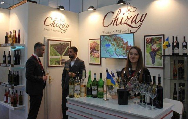 Закарпатские вина представили на ProWein Dusseldorf