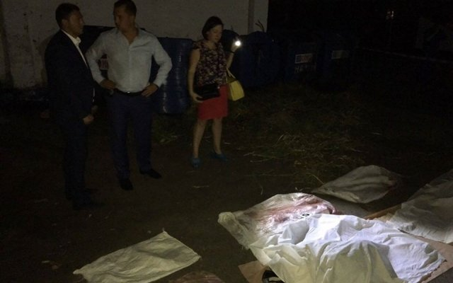 В одесском СИЗО рецидивист убил и расчленил инспектора