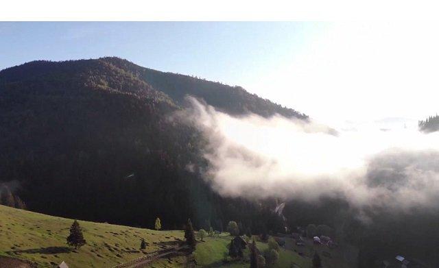 Отпуск в Закарпатье: Горные пейзажи, которые не уступают швейцарским