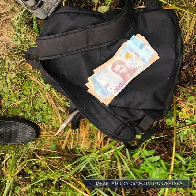 Разбойное нападение в Закарпатье: Двух грабителей взяли под стражу