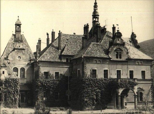 Дворец Шенборнов, 1967 год