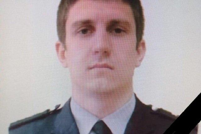 В Днепре убили полицейского: При задержании подозреваемый в разбое стрелял из пистолета Макарова