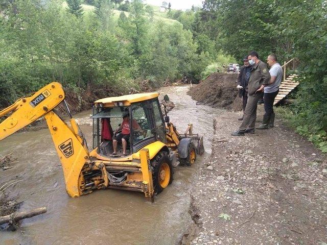 Вред который причинил паводок в Закарпатье подсчитали в цифрах