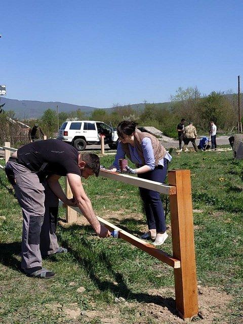 В Закарпатье появился новенький рекреационный пункт