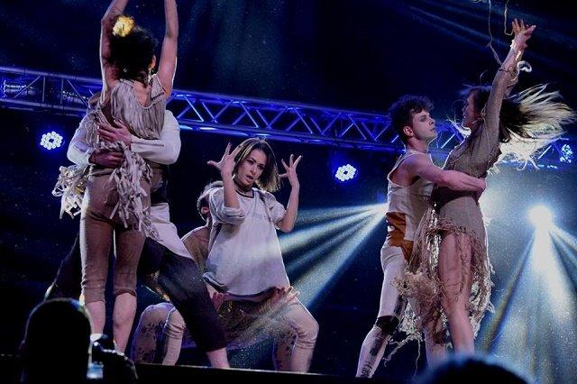 В обласном центре Закарпатья проходит международный чемпионат по хип-хопу «Get2Groove»