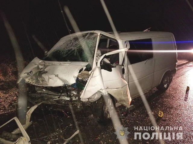 Жители Закарпатья пострадали в смертельной аварии на трассе Киев-Чоп: 1 погибший, четверо в больнице