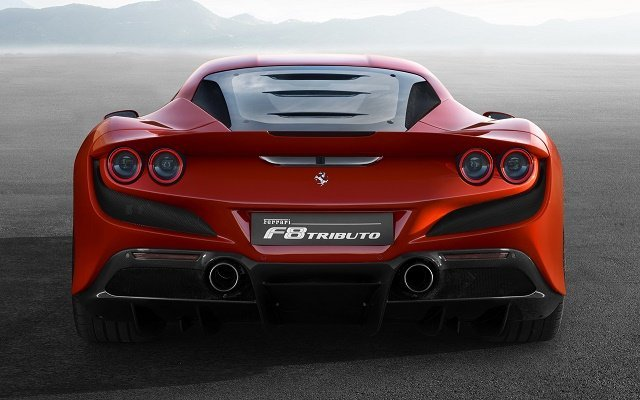 Ferrari показал, как будет выглядеть их новый, самый мощный спорткар
