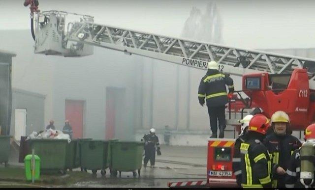 На оружейном заводе в Румынии взорвался снаряд: ЧП произошло в цеху для утилизации старых боеприпасов