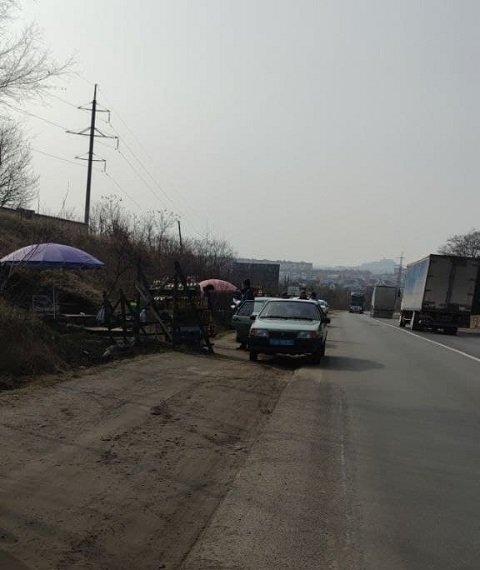 На трассе Киев-Чоп в Закарпатье обнаружили 7 нелегальных точек продажи алкоголя