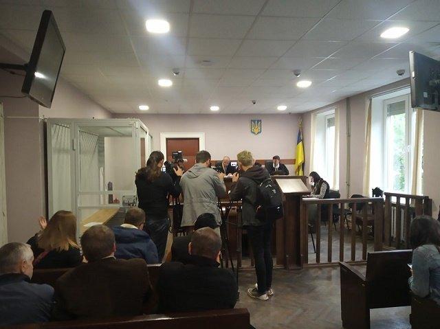 Рассмотрение апелляции не состоялось: В Ужгороде наркоторговца не доставили в зал суда