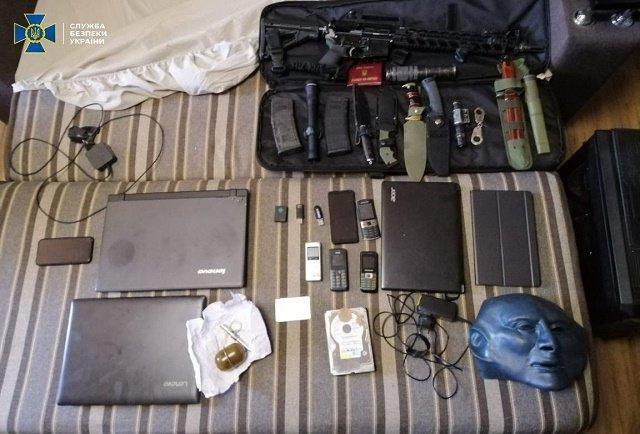 СБУ задержала банду, причастную к 18 терактам по всей Украине