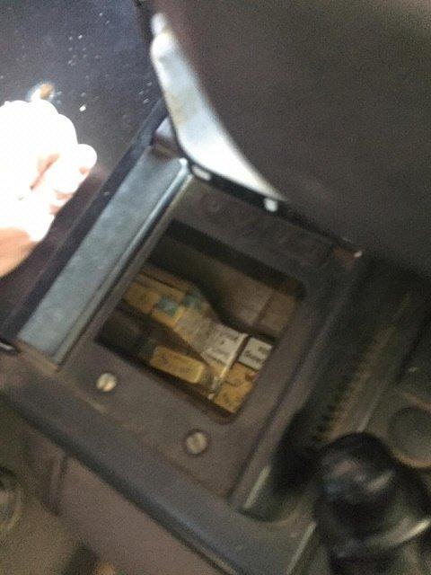 Контрабандист из-за жадности лишился тягача Рено