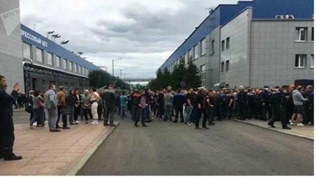 Митинги на промышленных гигантах Беларуси тревожный звонок для Лукашенко