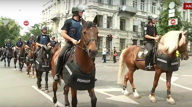 """Бунтуй, люби, права не отдавай"": В Киеве прошел Марш равенства"