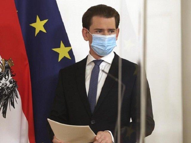 В Австрии вводят полный локдаун