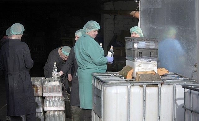 """В Украине уничтожено 14 тонн """"самопала"""" стоимостью около 4 млн гривен"""