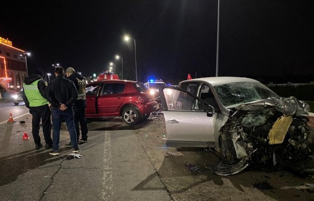 Смертельный манёвр: В трагической аварии на трассе Киев-Чоп погибло 3 человека