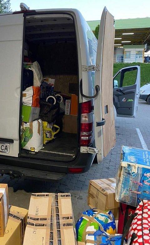 """В Закарпатье, на границе с Венгрией, таможенники изъяли неплохой """"улов"""" айкосов (ФОТО)"""