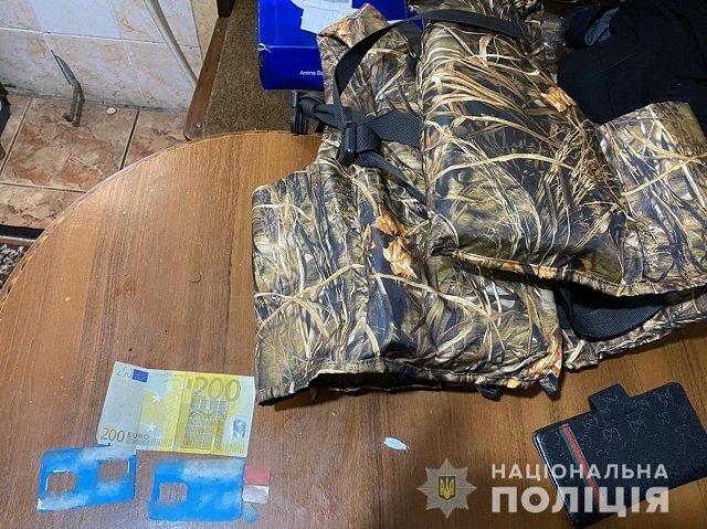 В Закарпатье поймали 26-летнего соорганизатора канала переправы нелегалов через границу