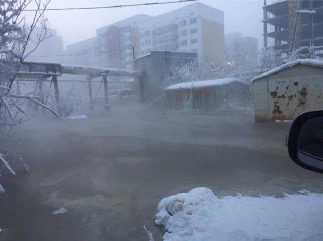 В России города тонут в фекалиях