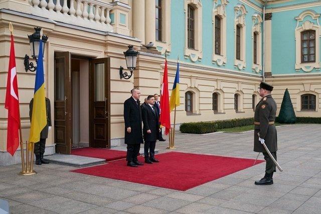 Между Турцией и Украиной прошли очень плодотворные переговоры