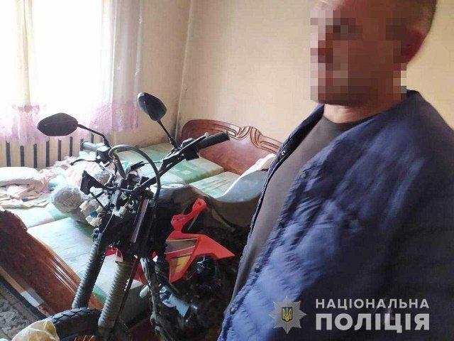 Офигевший вор обокрал полицию в Тячево