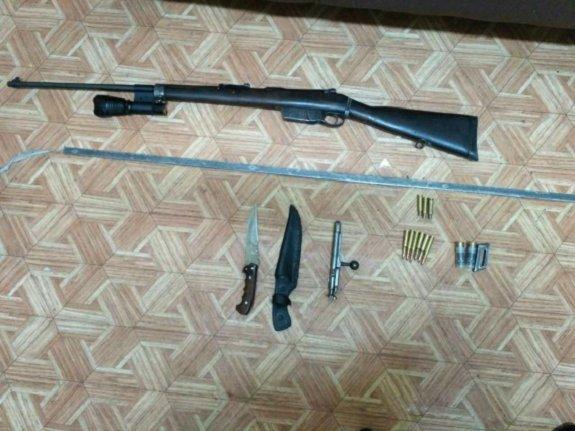 Закарпатская полиция поймала браконьера