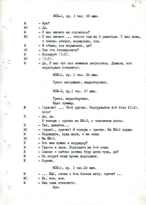 Госархив СБУ опубликовал секретные документы КГБ по Чернобылю