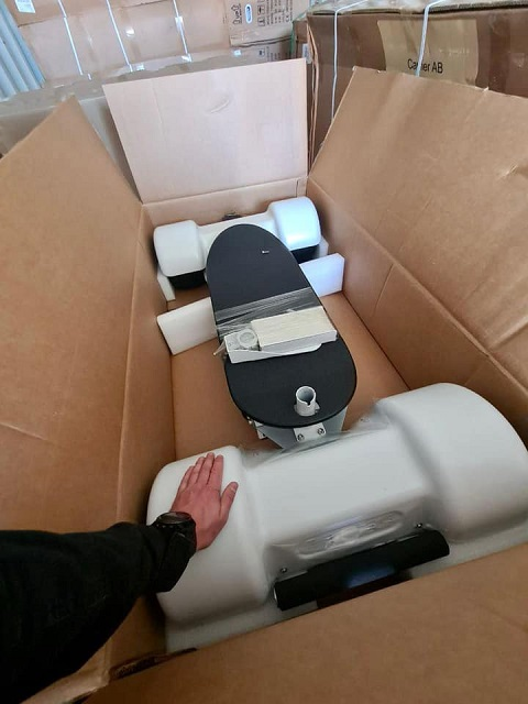 В Киеве таможня перехватила у контрабандистов 4 контейнера с высоколиквидным товаром