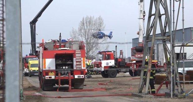 Трагедия нахимическом заводе в Чехии, есть погибшие