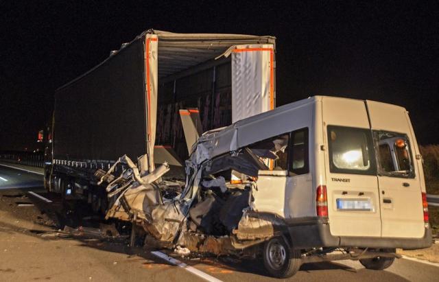 В Венгрии в смертельном ДТП погибли жители Закарпатья