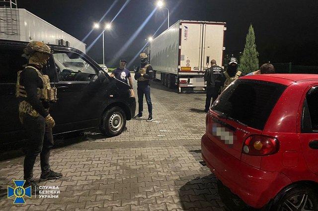 Спецоперація СБУ в Закарпатті: Товар підпільно вивозили з території ООС