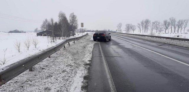 ДТП между Ужгородом и Мукачево: Разбитые Toyota и VW, растрощенное кафе