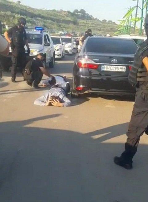 """Спецназ со стрельбой """"упаковал"""" чеченцев, устроивших дикийразгул на свадьбе под Одессой"""