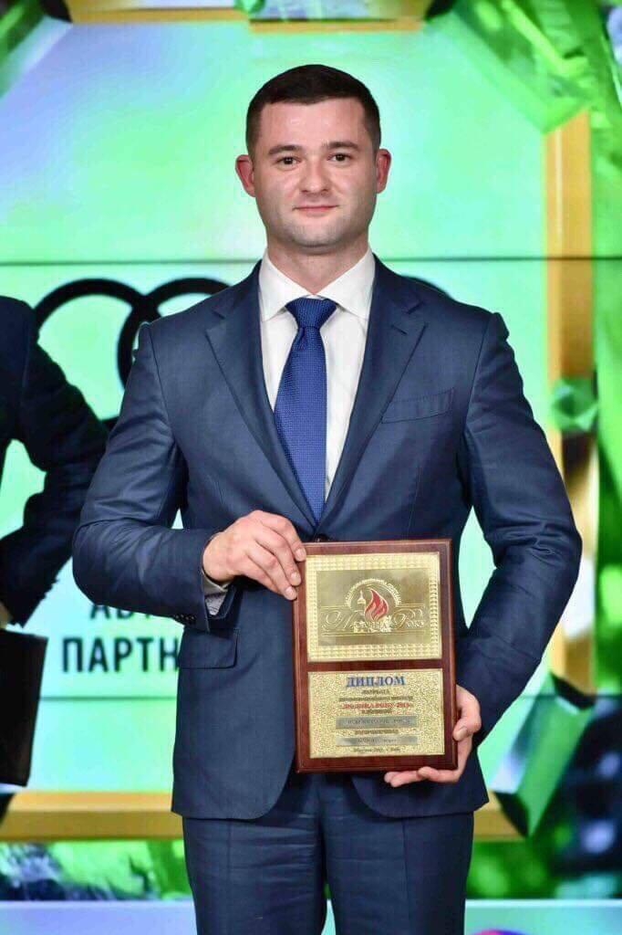 """Градоначальник Мукачево Балога выиграл в номинации """"Человек года"""""""